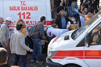 В Турции прогремел мощный вз…