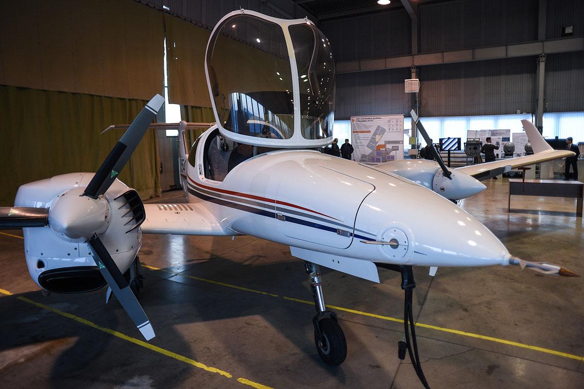 Министерство обороны России начало закупку самолетов Diamond DA42Т в качестве учебных