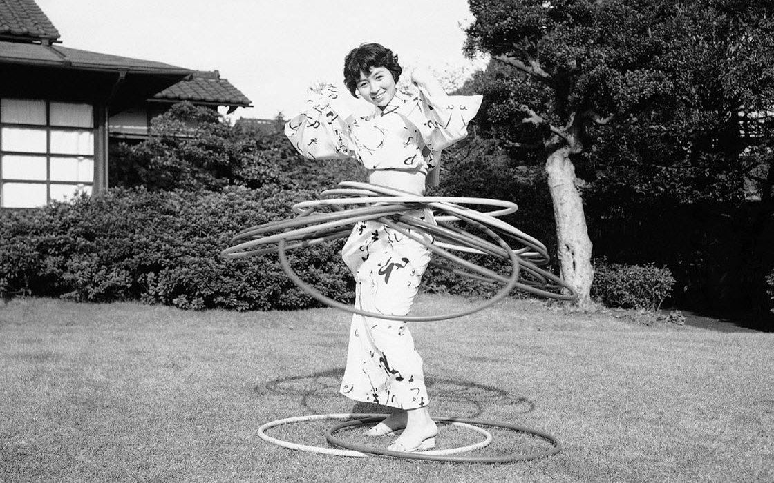 Япония 50-х