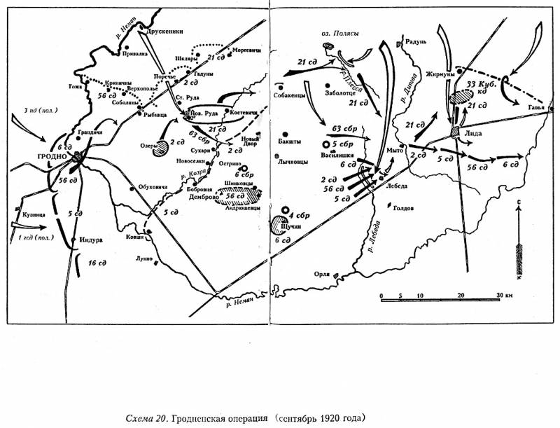 Разгром 3-й советской армии в Белоруссии история