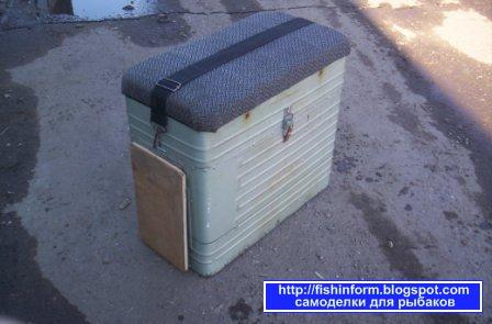 86. Рыболовный ящик для лета