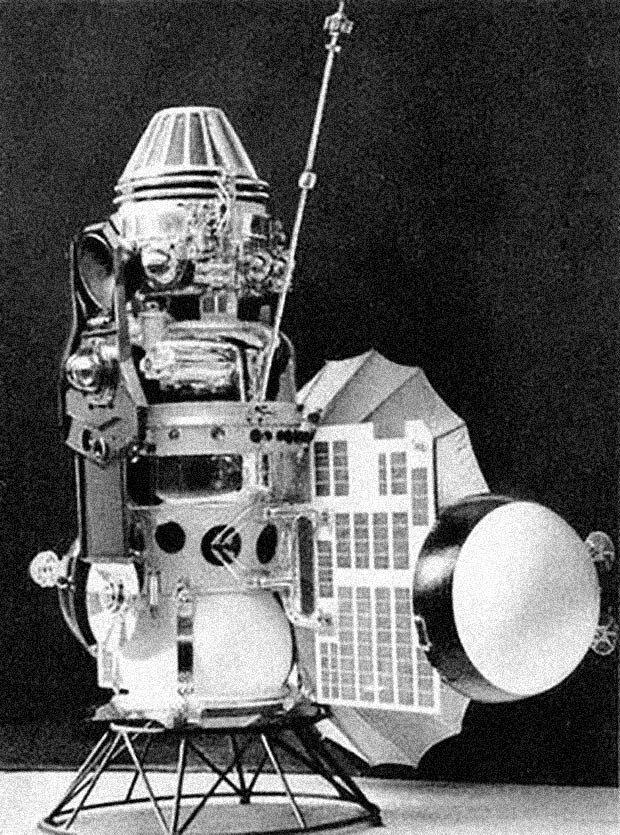 «Венера-3»  newworldencyclopedia.org