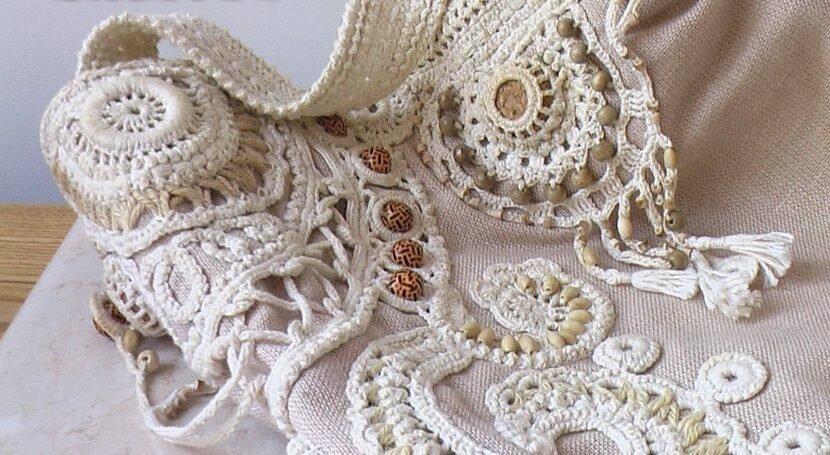 Стиль бохо в вязании