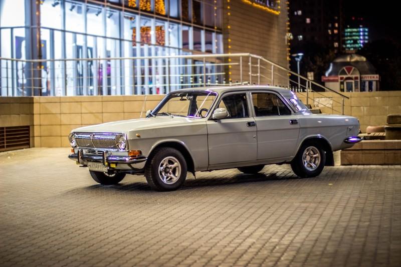 Автомобиль, который вдохновляет: Волга ГАЗ-24