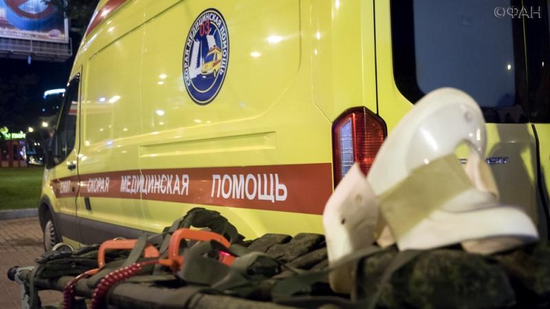 Мужчина серьезно пострадал в массовом ДТП на Невском проспекте Петербурга Происшествия