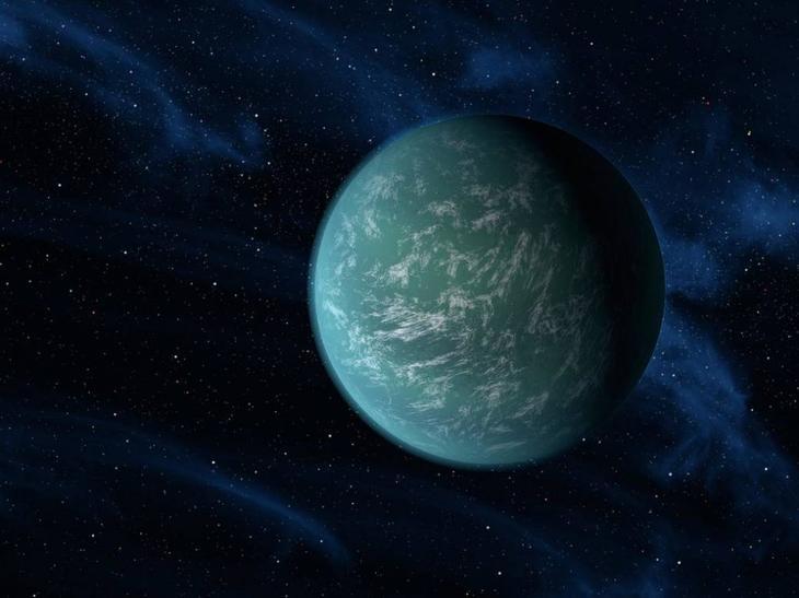 Как найти планету, пригодную для жизни 1