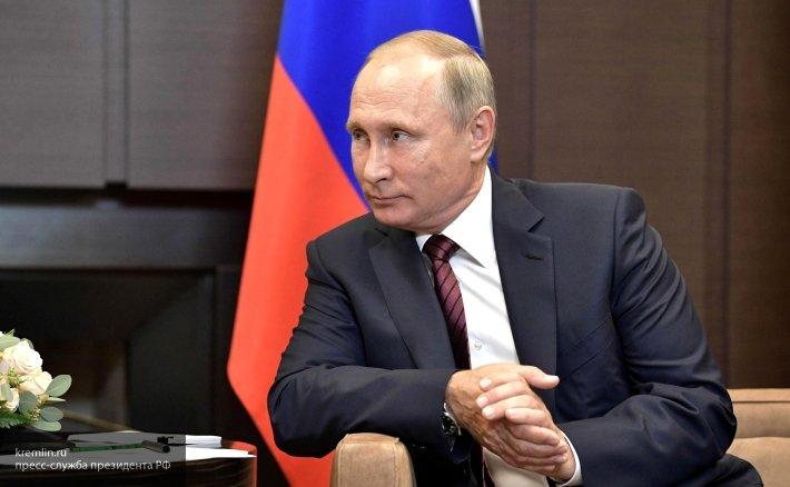 Владимир Путин дал кабмину РФ организовать комиссию по делам волонтёрства