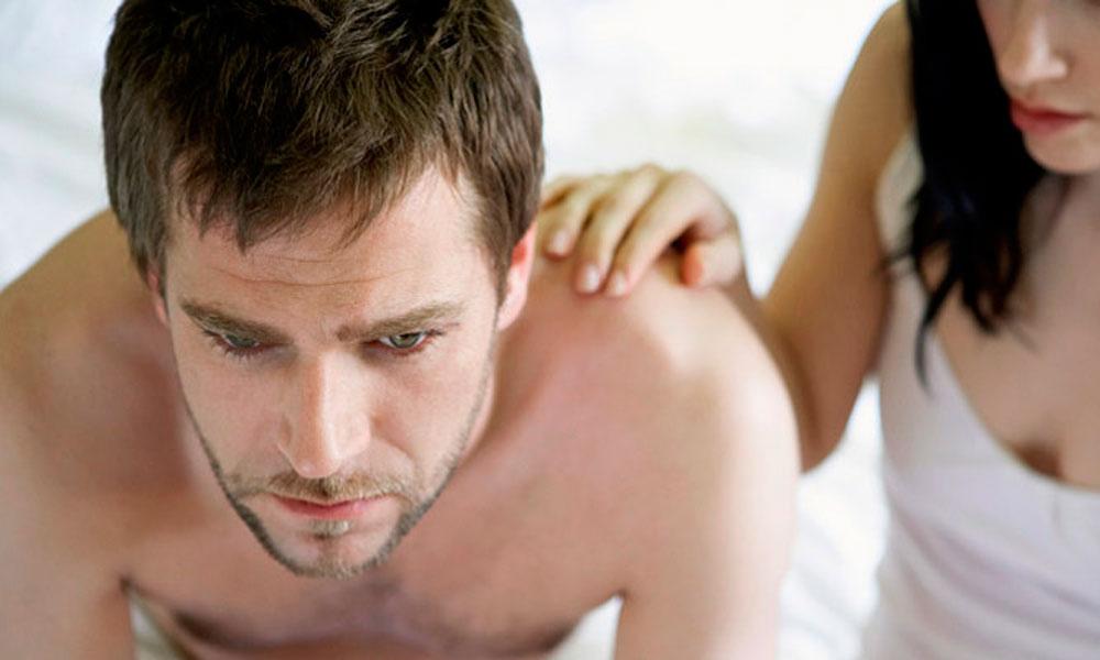 У мужчины первый секс какие проблемы