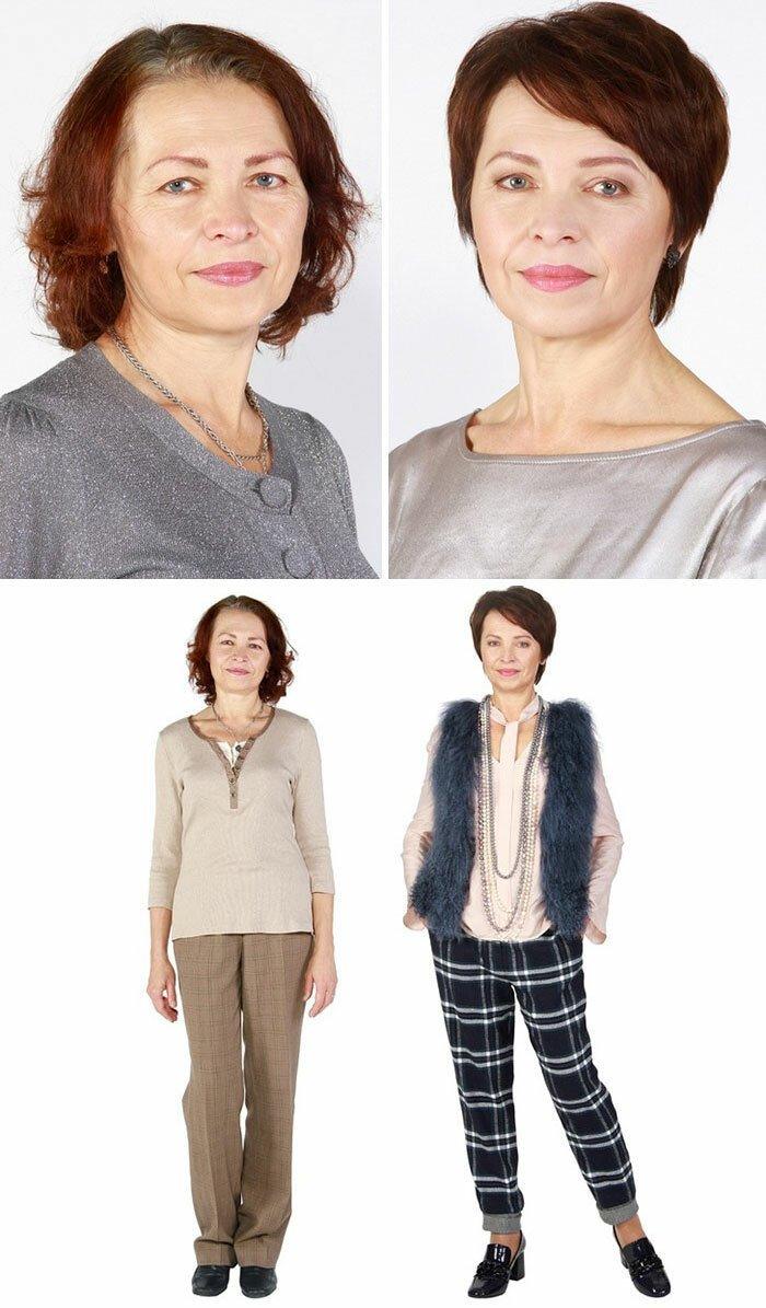 Лариса, 58, предприниматель Стиль, красиво, красота, макияж, преображение, стилист