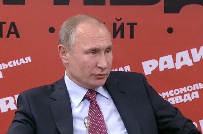 Путин ответил на критику США по поводу недопуска Навального на выборы