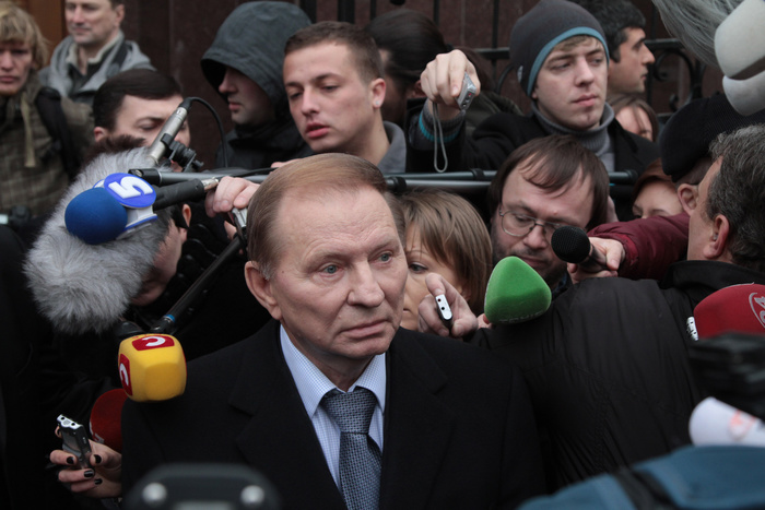 Кучма заявил, что Украина ни…