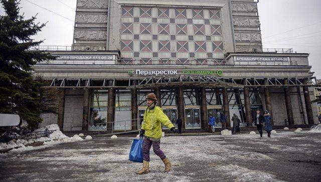 ИГ взяло на себя ответственность за взрыв в петербургском «Перекрёстке»