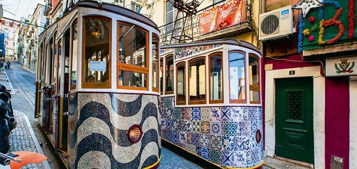Яркая и загадочная Португалия в объективе Андре Висенте Гонсалвеса