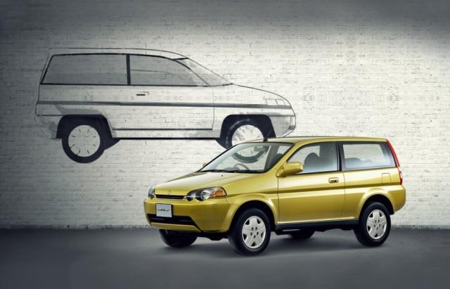 Правда ли, что Honda HR-V скопирована с Нивы? Да ладно?!
