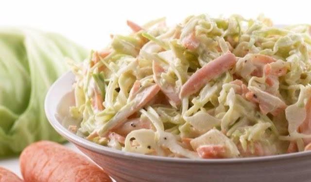 Рецепты двух вкусных салатов