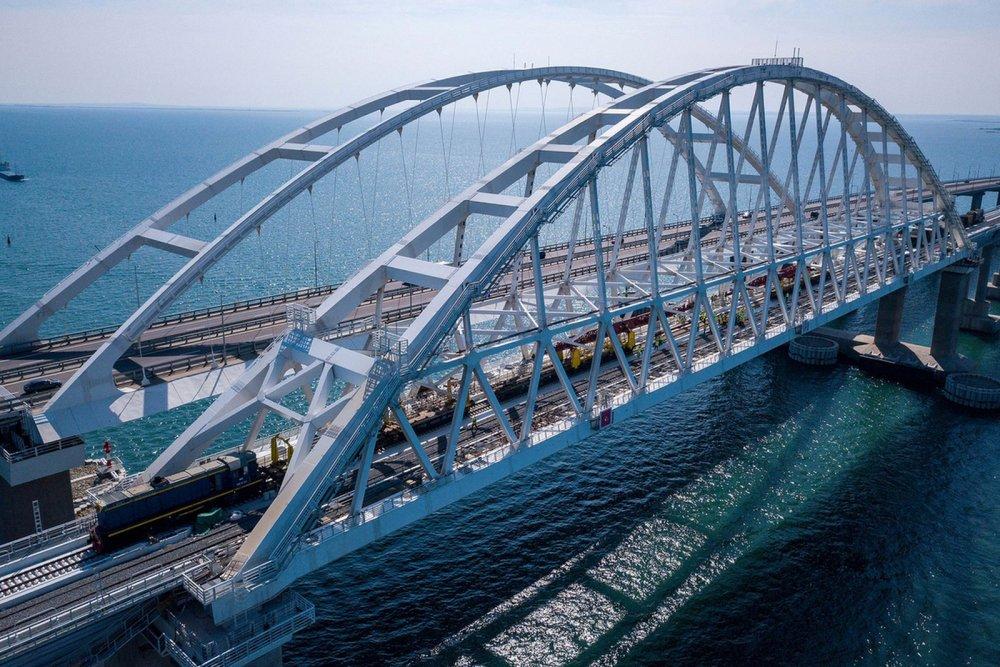 крымский мост фото последние новости стримерах приёмах