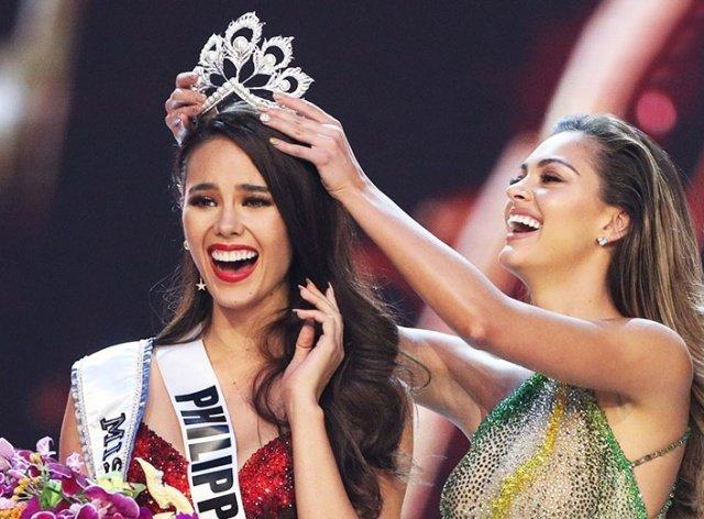 Катриона Грэй из Филиппин стала Мисс Вселенной 2018