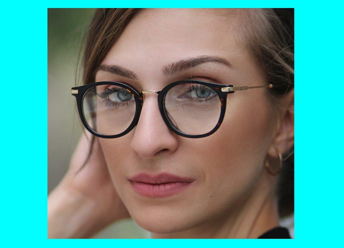 После 50 ношу очки и выгляжу неопрятно: простая методика, если под очками скатывается косметика