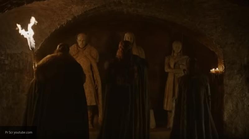 """Поклонники обнаружили в трейлере последнего сезона """"Игры престолов"""" спойлеры"""