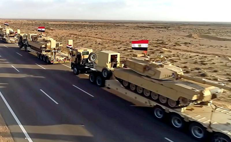 На грани войны: Парламент Ливии дал Египту зеленый свет на вступление в конфликт