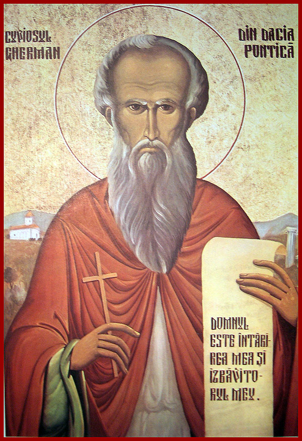 13 марта – День преподобного Иоанна Кассиана Римлянина (435)