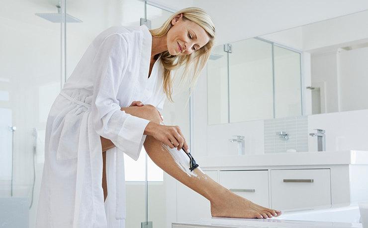 Как правильно брить ноги и не облажаться | Уход за кожей | Красота