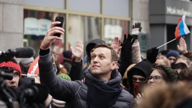 Навальный - спасибо, что живой!