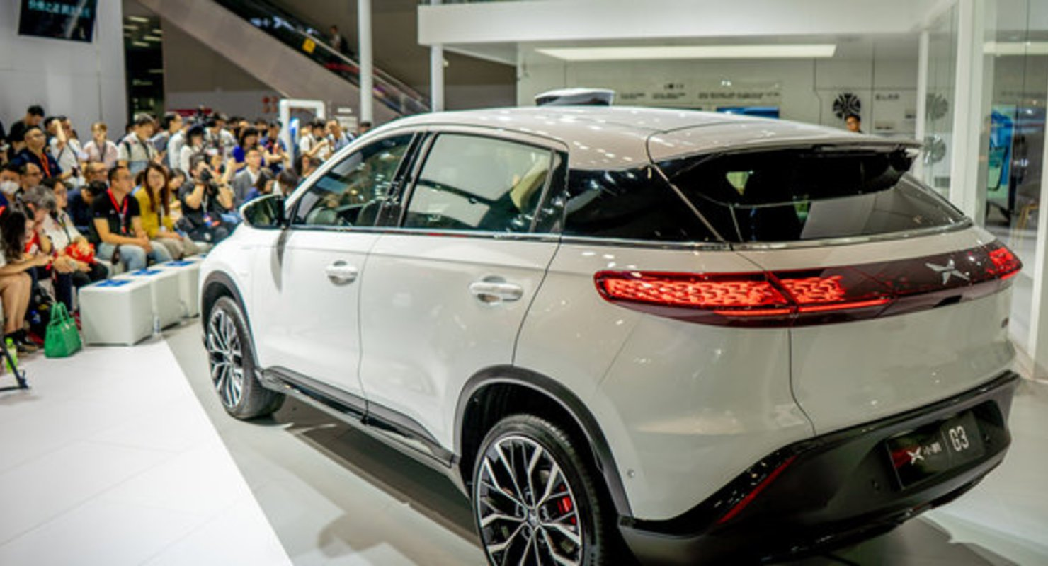 Производитель электрокаров из Китая Li Auto собирается за сентябрь продать 10 000 авто Автомобили