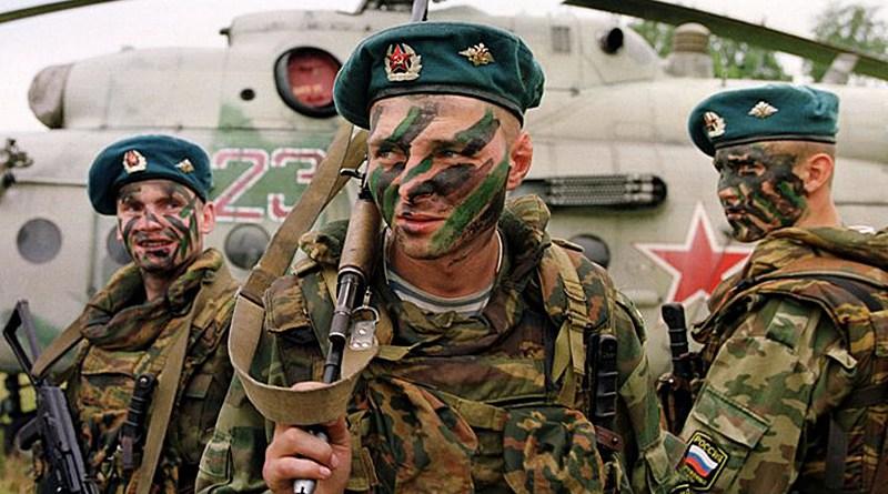 Они сражаются за Родину: как российские герои останавливают терроризм в Сирии