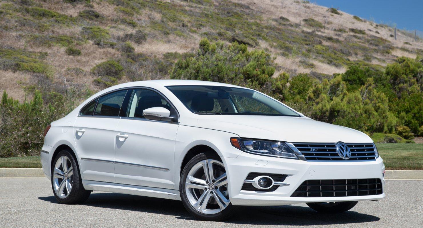Немецкий седан Volkswagen CC для американского рынка Автомобили