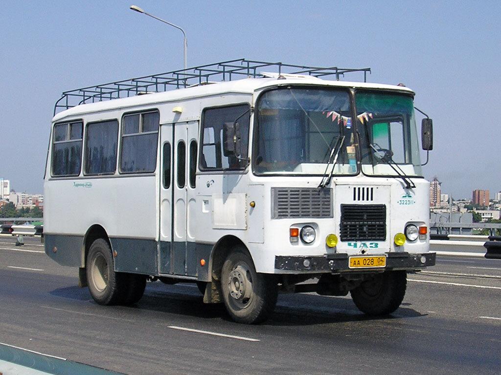 Судьба Чкаловского автозавода, выпускавшего автобус «Таджикистан»