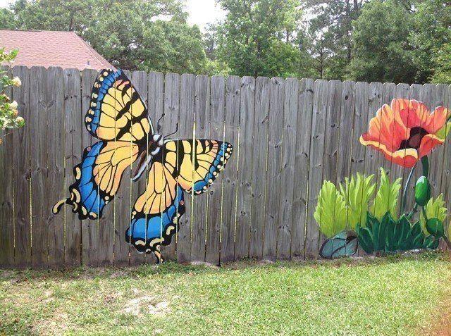Когда дачник - художник! для дома и дачи,творчество