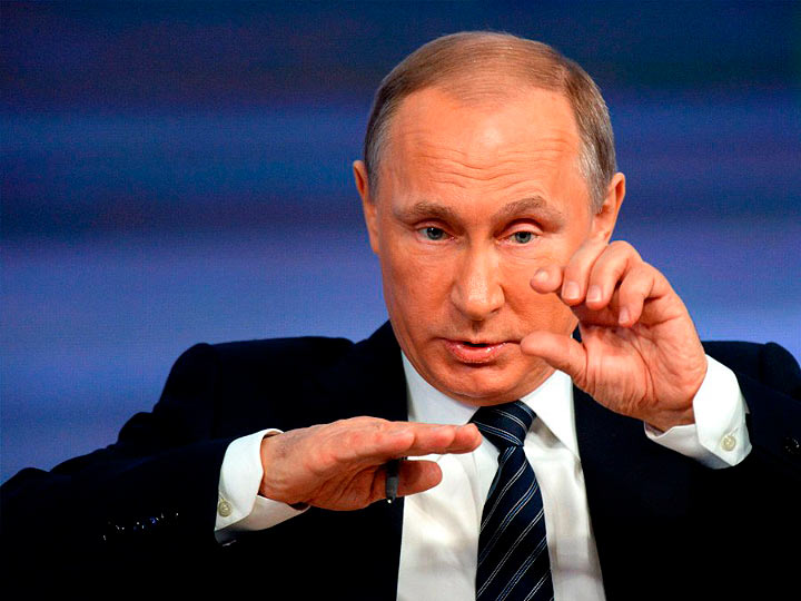 Путин категорически не желае…