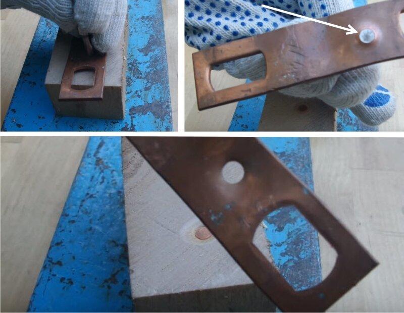 Как сделать отверстие без сверла в чугуне, стали, меди, бетоне, дереве сделай сам,советы