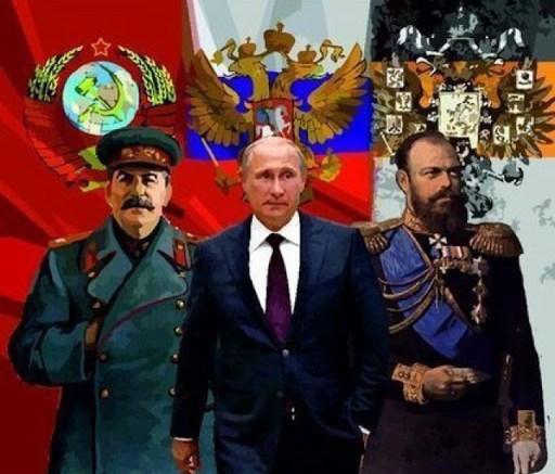 Путин: «По-вашему не бывать!»