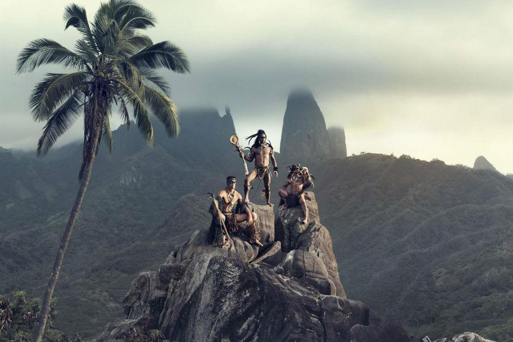 20 фотографий племен, отрезанных от мира