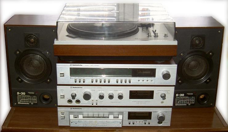 Электроника начала 80-х. Стереокомплексы и проигрыватели