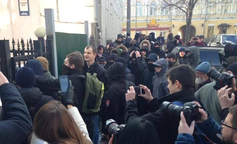 Посольство РФ в США: Прекратите поддержку пещерного национализма на Украине