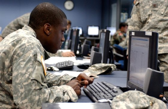 США хотят использовать «киберсолдат» в местах боевых действий