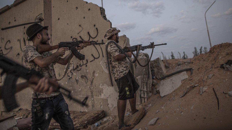 С призывами к терактам в Ливии и Египте выступил лояльный ПНС радикал