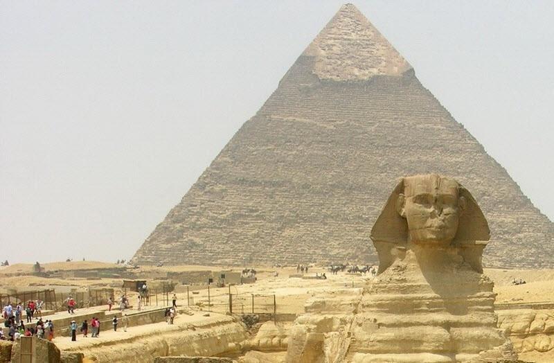 Стоял еще допирамид иимел другую голову: какие тайны связаны сегипетским Сфинксом