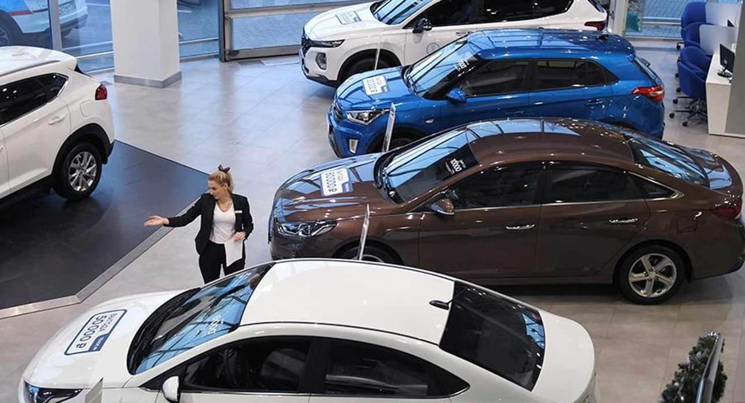 Аналитики компании СберАвтопарк отметили взрывной рост продаж авто Автомобили