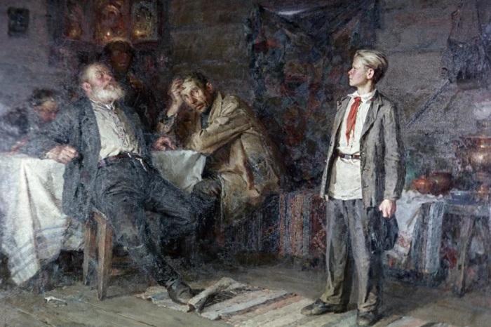 Символичным героем эпохи пионерских доносов был Павлик Морозов./Фото: avatars.mds.yandex.net