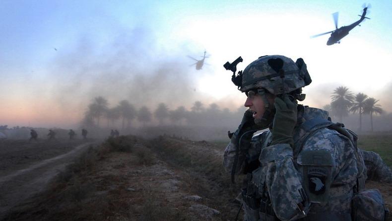 Почему Вашингтон помешан на бесконечных войнах