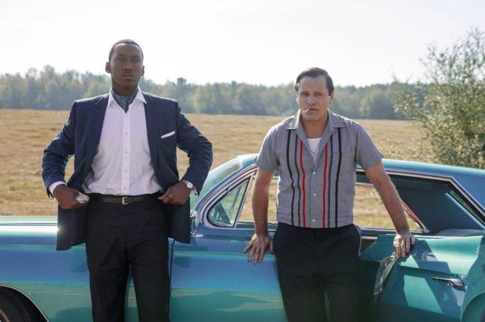 Кадр из фильма «Зелёная книга». / Фото: www.blogspot.com