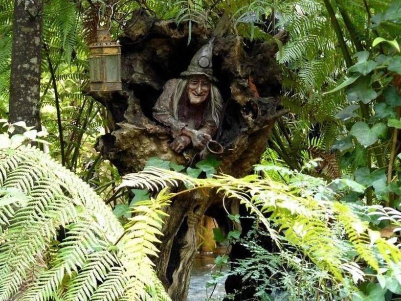 Австралийский парк чудес, в котором чувствуешь себя так, будто попал в сказку
