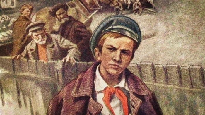 Пионеры объединялись в дозоры, контролирующие деятельность взрослых и их верность государственной идее./Фото: avatars.mds.yandex.net