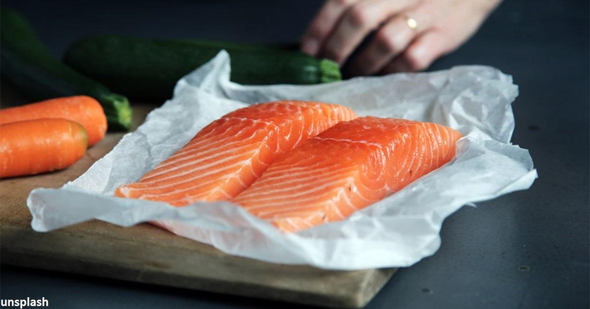 Самая полезная рыба - отнюдь не красная!