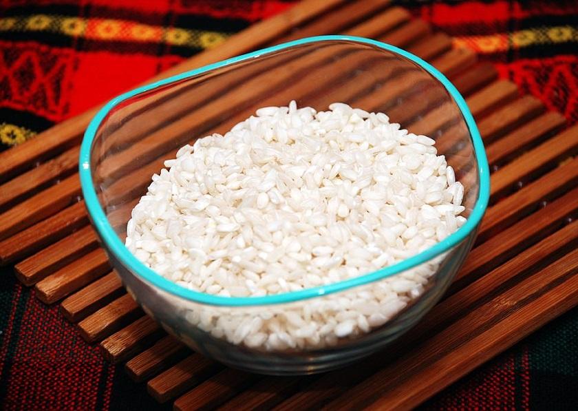 Использование риса