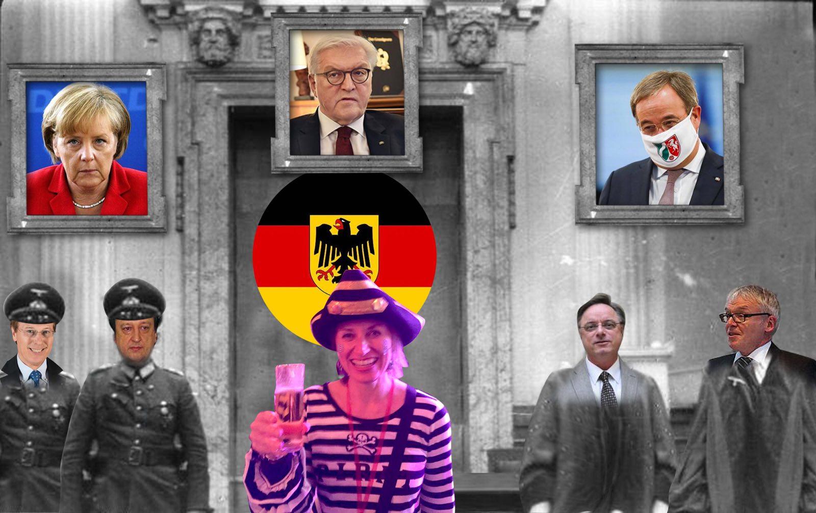 Крик о помощи из Берлина!